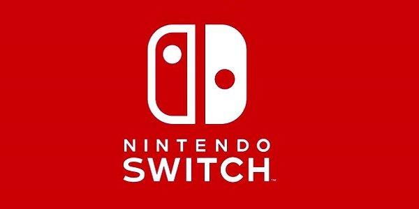 The Nintendo Switch logo.