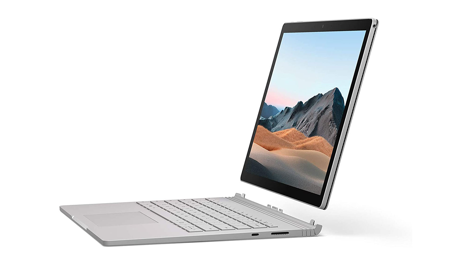 The Microsoft Surface Book 3 is an extremely premium piece of kit.