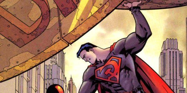 Is Warner Bros Making A Superman Red Son Movie Cinemablend