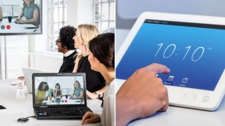 QSC has announced the availability of two new Q-SYS Control plugins, enabling quick integration and a consistent user experience for the Cisco conferencing and collaboration endpoints and the Barco ClickShare Conference family of devices.