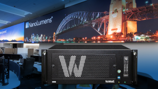 NanoLumens Partners with VuWall on Customized High-Performance LED and Video Wall Control Solutions
