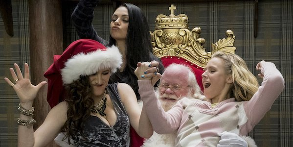 Bad Moms Christmas cast