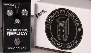SoloDallas Schaffer Replica Storm pedal