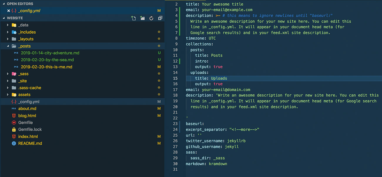 How to build a blog with Jekyll | Creative Bloq