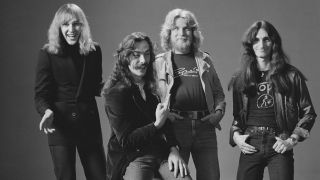 Rush with Terry 'Broon' Brown, second from right