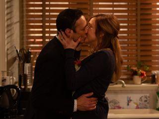 Laurel and Jai reunite in Emmerdale