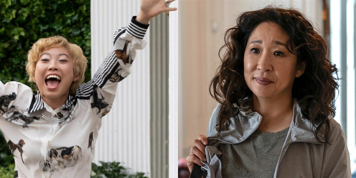 Awkwafina And Sandra Oh Are Teaming For A Netflix Comedy, And I'm Here For It