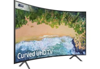 Samsung NU7300: is this curved 4K TV worth buying this Black Friday?