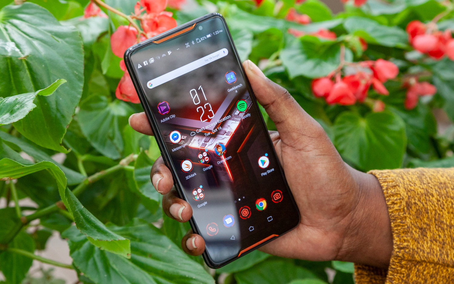 Asus ROG Phone - Full Review and Benchmarks | Tom's Guide