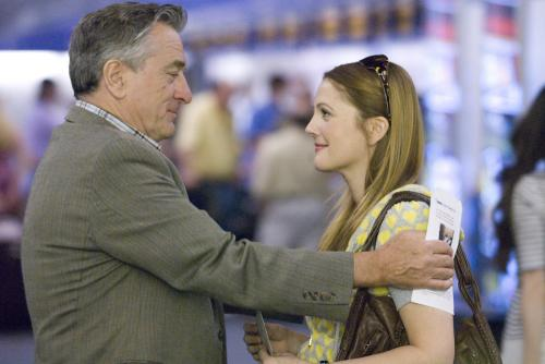 Everybody's Fine - Robert De Niro as Frank Goode & Drew Barrymore as Rosie in this gentle comedy drama