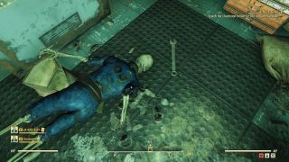 Fallout 76 glitch traps players in a sealed-off vault full of