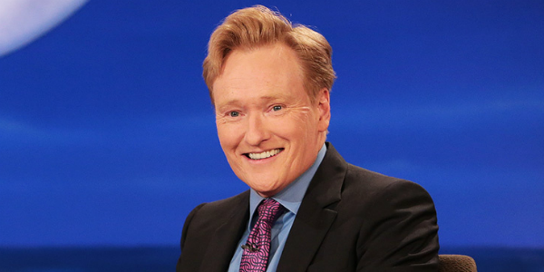 How Conan O'Brien Feels About