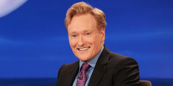 Conan O'Brien TBS Conan