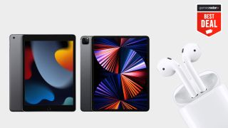 Apple sale on AirPods and iPad deals