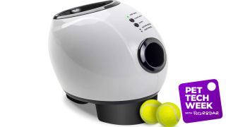 ball throwing machines for dogs