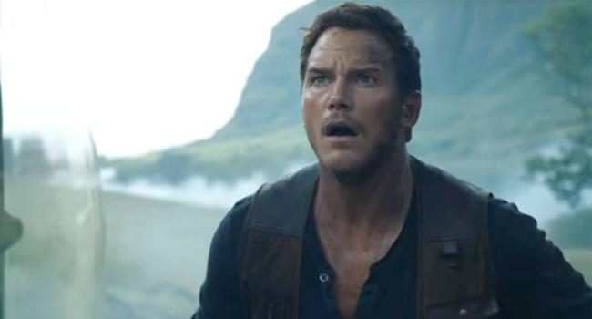 Chris Pratt, Jurassic World: Fallen Kingdom