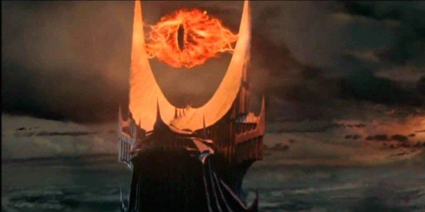 Eye of Sauron - The Lord Of The Rings: The Two Towers