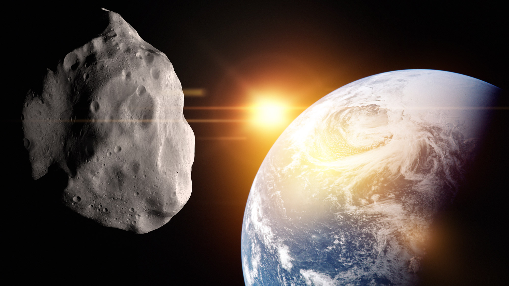 A Jumbo-Jet-Size Asteroid Just Zipped Safely by Earth | Space