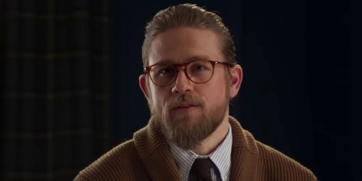 Charlie Hunnam in The Gentlemen
