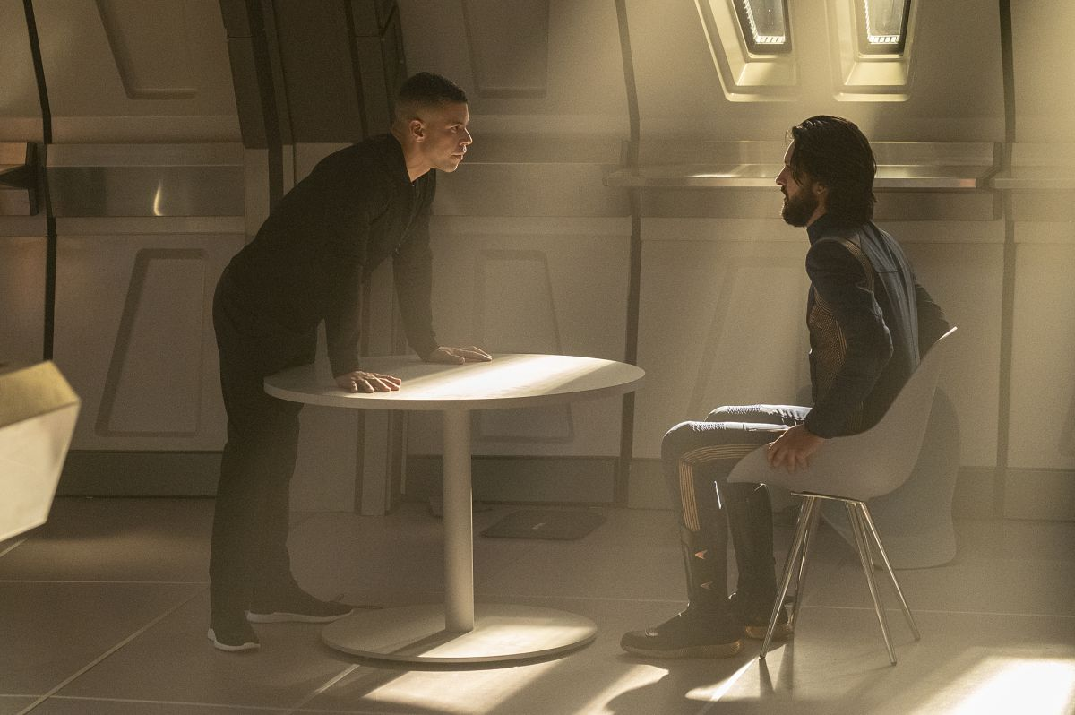 Star Trek: Discovery' Takes Us on a Journey Inside Spock's