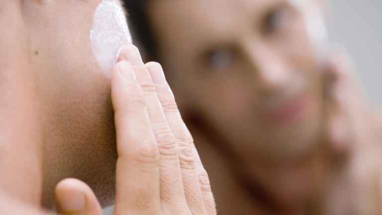 Men's moisturising tips