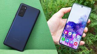 Samsung Galaxy S20 FE vs Galaxy S20