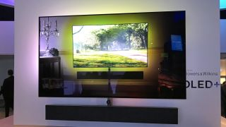 Philips' OLED+934 and OLED+984 lead a suite of intriguing