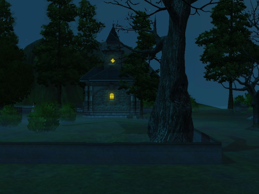 The Sims 3 Supernatural Review: Witches, Fairies, Werewolves And Magic #23614
