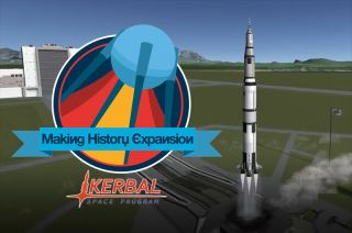 kerbal space making history
