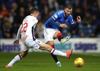 Rangers v Ross County – Ladbrokes Scottish Premiership – Ibrox Stadium