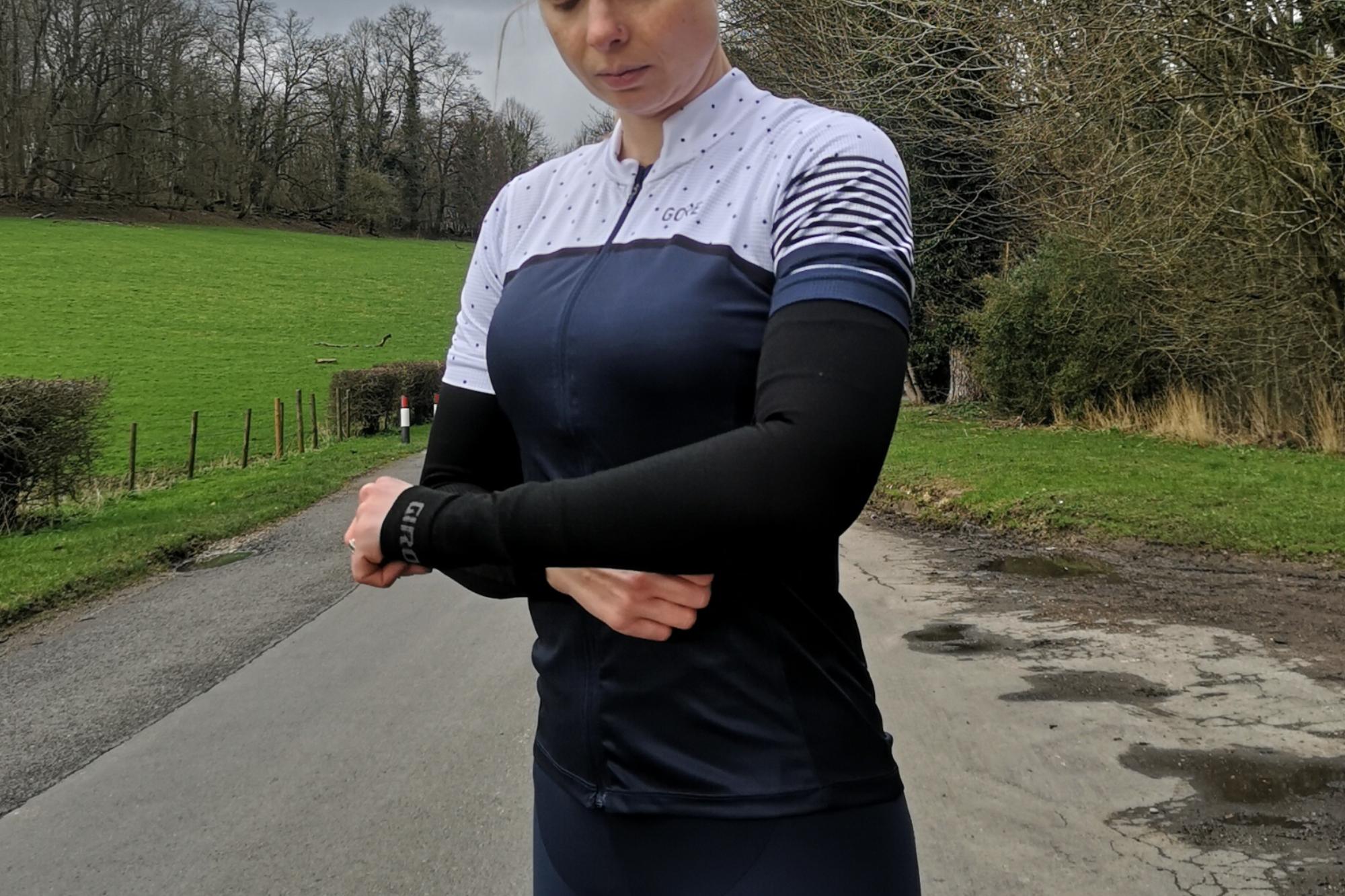 Giro Chrono Arm Warmers review - Cycling Weekly