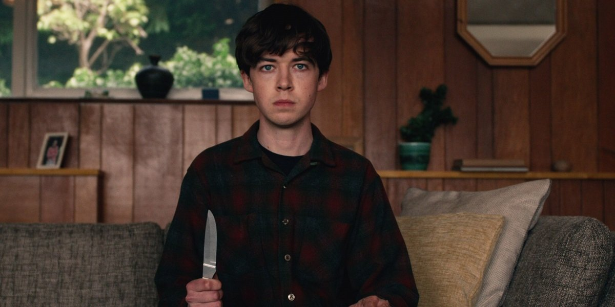 End of the F***ing World Netflix