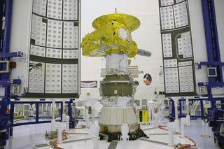 Rocket Checks Prompt Launch Delay for NASA's Pluto Probe