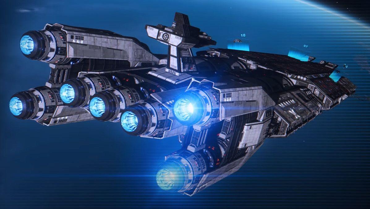 Elite Dangerous Fleet Carriers beta begins tomorrow, here's how to get in