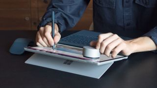 Microsoft Surface with Surface Pen