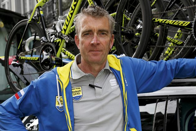 Sean Yates  Back at the Tour de France - Cycling Weekly 62d79988f