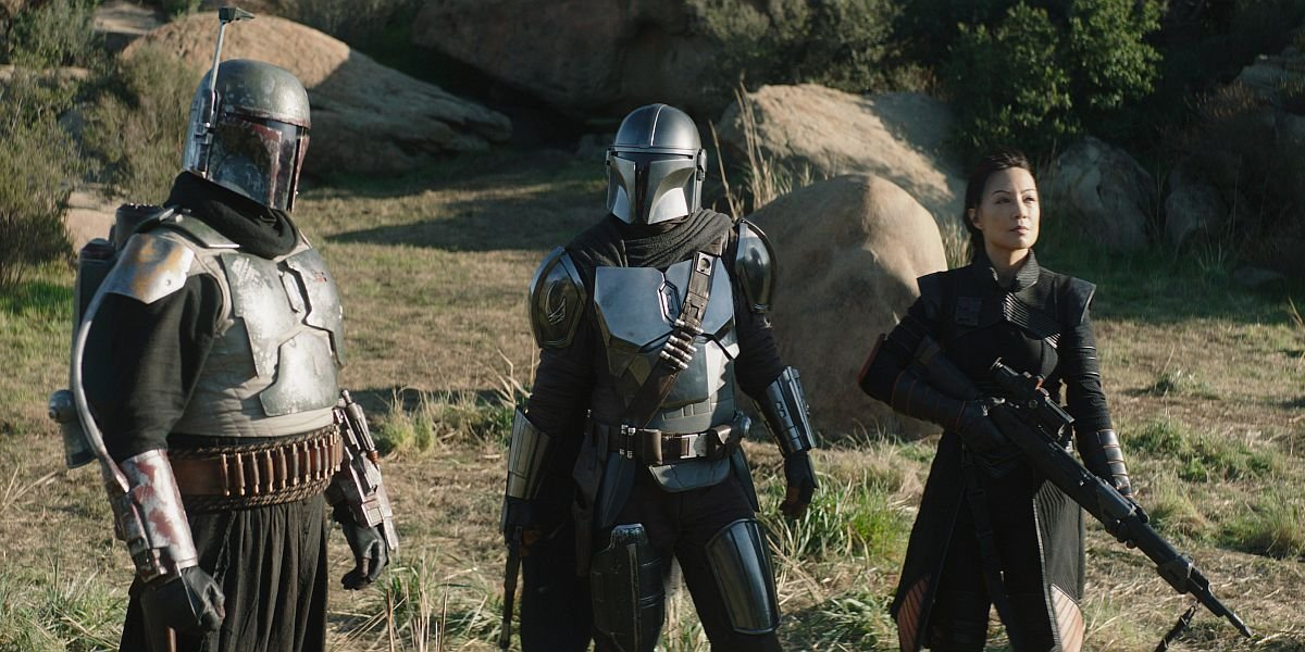 One Mandalorian Star Has A Bit Of An Embarrassing Admission About The Disney+ Show
