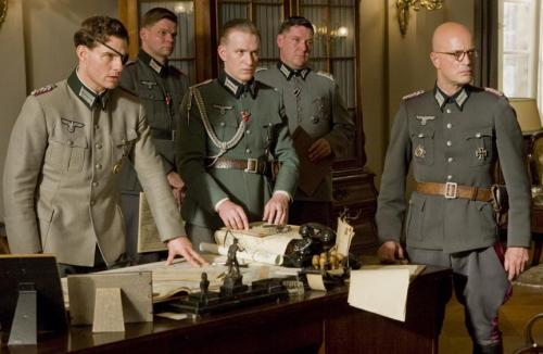 Valkyrie - Tom Cruise's Colonel Claus von Stauffenberg & his fellow conspirators