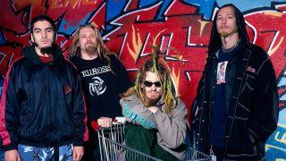 Machine Head circa 1995