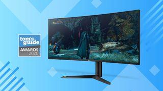 Best monitor - LG 38GL950G UltraGear