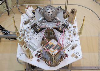 Payloads for Vega's First Mission