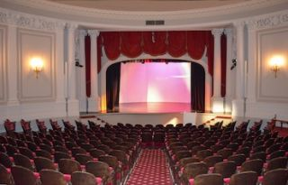 ENTASYS Audio Solution Installed at the San Francisco Theater