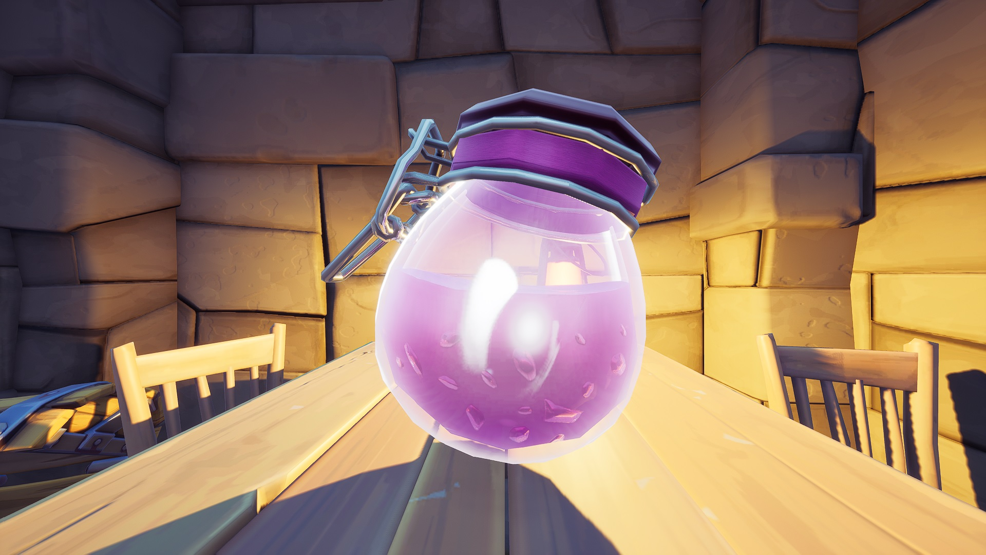 Where to find Grimble's love potion and how to deliver it in Fortnite