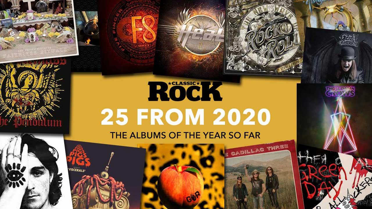 Best Rock Albums 2021 The 25 best rock albums of 2020 so far | Louder