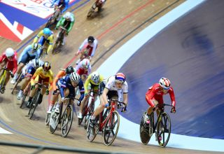 Action from the first day at the Manchester World Cup