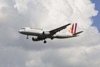 Germanwings airplane