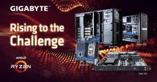Gigabyte AMD Ryzen Workstation PCs