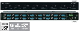 Key Digital Releases Audio Matrix Switcher with DSP