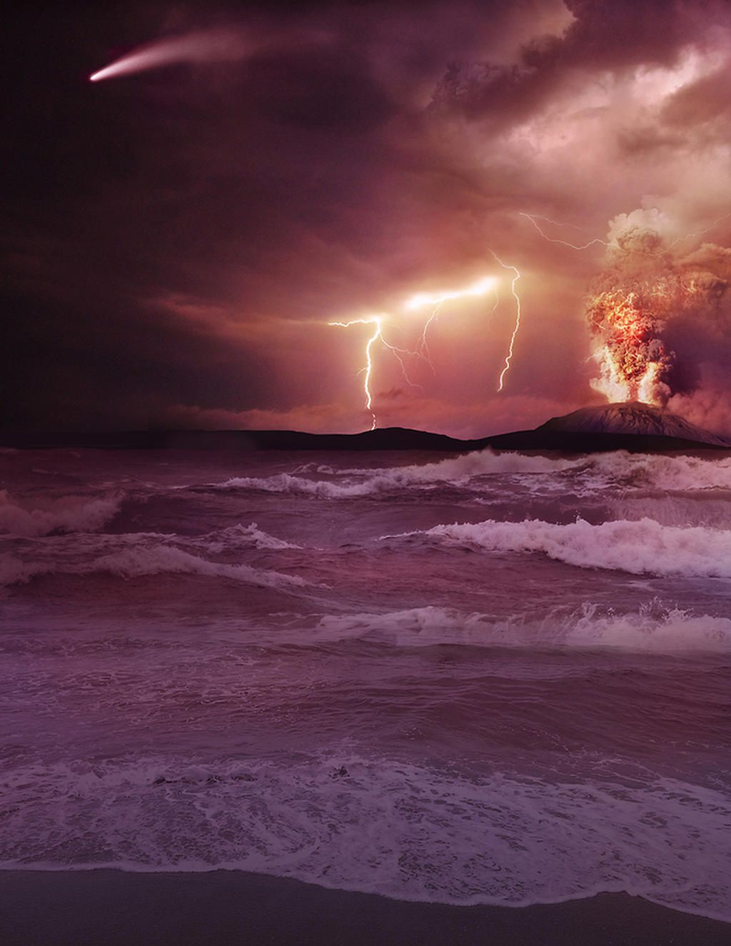 Life May Have Begun 4.1 Billion Years Ago on an Infant Earth