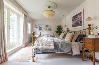 stylish carpet master bedroom flooring ideas